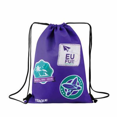 roar-material-promocional - Saco mochila esportivo