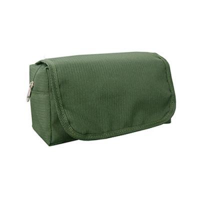Roar Material Promocional - Necessaire tamanho médio, com bolso em tela.