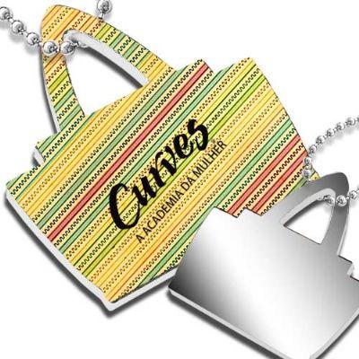 sucesso-brindes - Chaveiro em acrílico ou metal