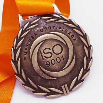 Sucesso Brindes - Medalha em Metal ou Acrílico