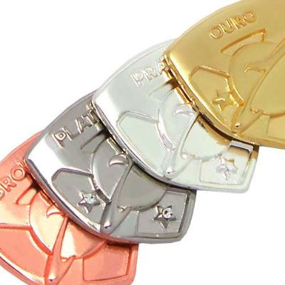 Pin, Broche ou Emblema