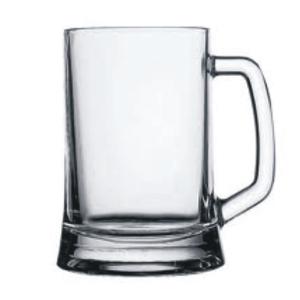 Ozn Produz - Caneca confeccionada em cristal importado.