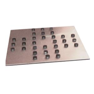 ozn-produz - Versão simples do jogo Resta Um, todo confeccionado em aço.