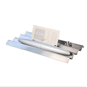 OZN Produz Presentes Corporativos - Porta canetas confeccionado em aço.