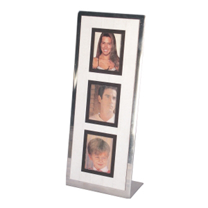 ozn-produz - Porta retrato para colocação de várias fotos 3 por 4.