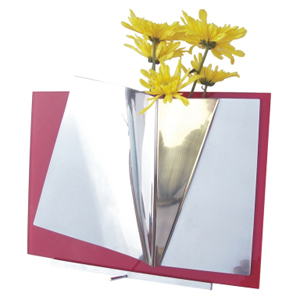 ozn-produz - Vaso composto por elementos de natureza oposta.