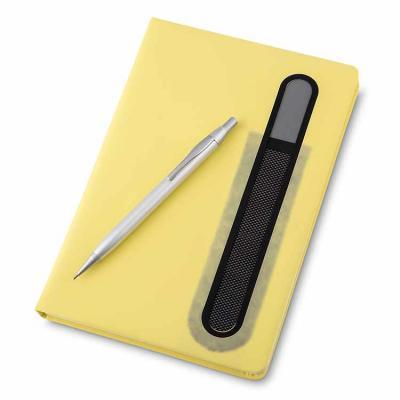 Caderno  Amerelo