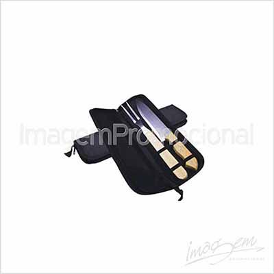 imagem-promocional - Kit churrasco com 02 peças.