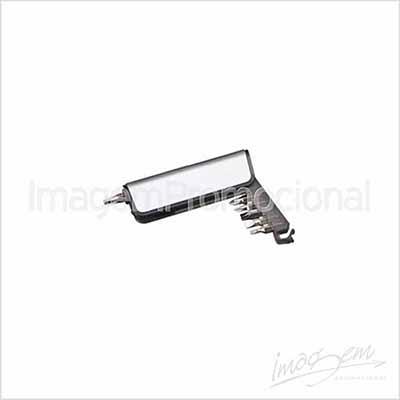Kit chaves com lanterna
