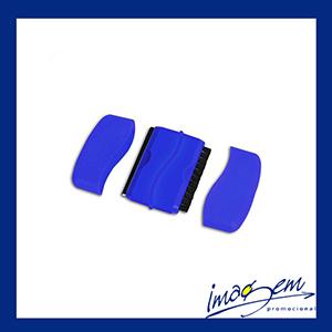 Limpador de tela/teclado azul