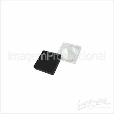 Mini lupa de plástico