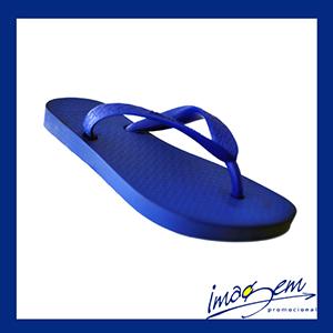 Sandálias de borracha Ipanema azul - Imagem Promocional