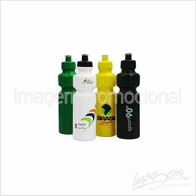 Squeeze plástico 750 ml - sob encomenda.