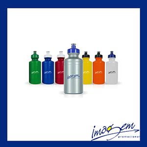 Imagem Promocional - Squeeze plástico 500ml