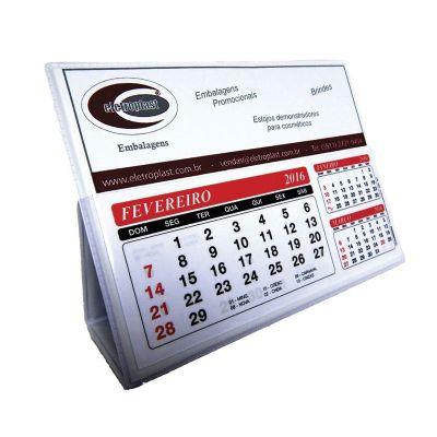 eletroplast - Calendário de mesa