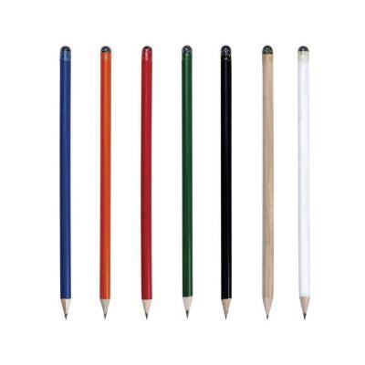 Após terminar de usar o lápis você deve enterrá-lo para que as sementes que estão nele germinem e possam virar uma linda flor ou uma Horta. - Lápis co... - Classic Pen Brindes