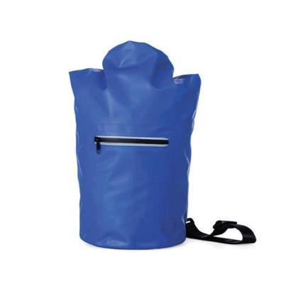 - Mochila saco 10 litros à prova d´água. Material confeccionado em lona, possui costura soldada resistente, lacre dobrável, alça ajustável para costa(re...