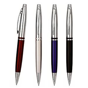 classic-pen-brindes - Caneta personalizada em metal brilhante