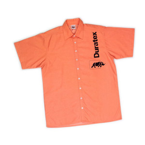 YKZ - Moda e Produtos Corporativos - Camisa personalizada de manga curta.