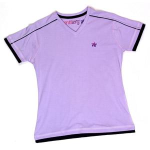YKZ - Moda e Produtos Corporativos - Camiseta personalizada com gola V.