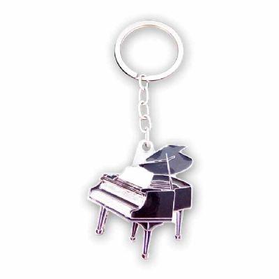 mkorn - Chaveiro metálico personalizado Piano