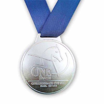 MKorn - Medalha personalizada One Health