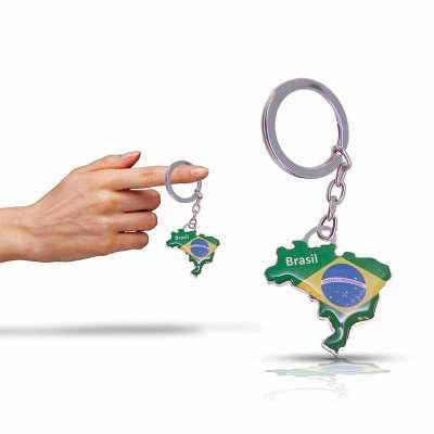mkorn - Chaveiro Brasil