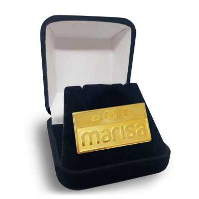 Pin em Ouro 18k/750k - MKorn