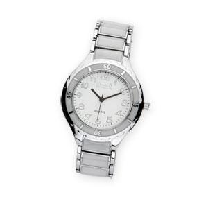 mkorn - Relógio de pulso, análogo com mecanismo quartz.