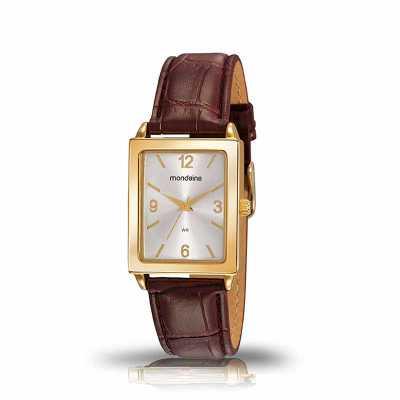 Relógio de Pulso Mondaine - Caixa quadrada - MKorn