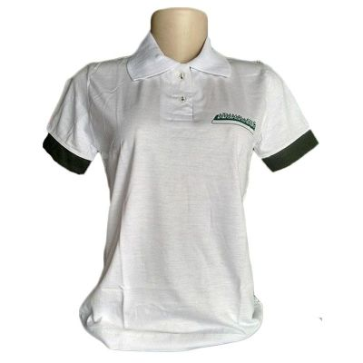 Galeon Brindes e Embalagens Pr... - Camiseta feminina polo