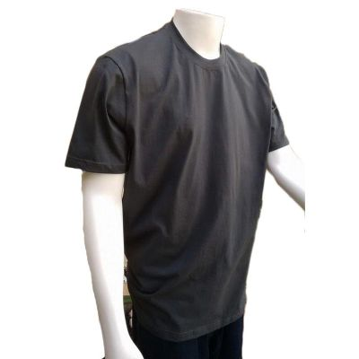 - Camiseta masculina com gola careca em malha. Temos em diversas cores. Tipos de estampa, para colocação do logotipo: sublimação, silk, transfer e borda...