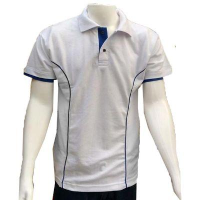 Camiseta masculina polo piquet com laterais. - Galeon Brindes e Embalagens Pr...