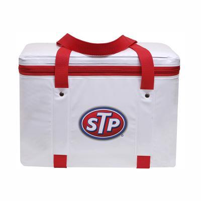 Galeon Brindes e Embalagens Pr... - Bolsa térmica 18 lts, personalizada com seu logotipo.