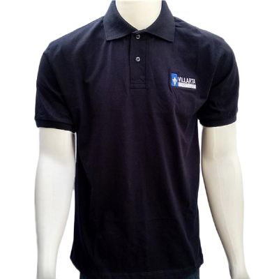 Camisa polo masculina. - Galeon Brindes e Embalagens Pr...