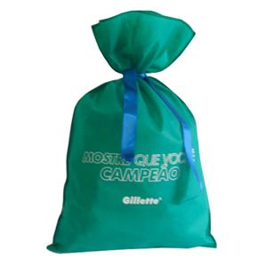 Saco personalizado em TNT com fita solta - Galeon Brindes e Embalagens Pr...