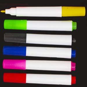 Tinta Mágica - Caneta marcadora adaptável para qualquer tipo de tinta.