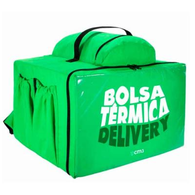 Bolsa Térmica para Delivery - M - tipo JAMES/RAPPI/99 Bolsa/Mochila térmica para delivery feitas ...
