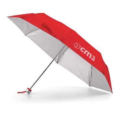 - Guarda chuva dobrável personalizado para brindes, promoções, campanhas, incentivo a vendas. Um brinde com grande utilidade pratica para o seu cliente,...
