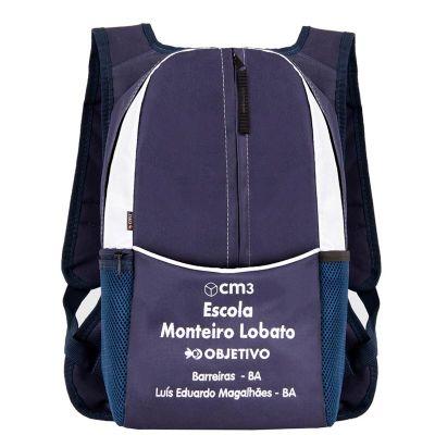 CM3 - Mochila personalizada promocional para  escolas, faculdades, brindes e uso diario. 100% personalizada Esta mochila contribuirá para fortalecer campanh...