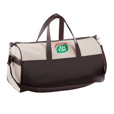 - Medidas em cm: L53,0/H26,0/P27,0  Bolsa: prática para viagens, passeios e para o dia - a - dia, perfeita pra presentear seu cliente; Esta bolsa contri...
