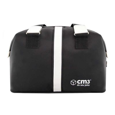 Bolsa personalizada para utilização em viagens, passeios, atividades esportivas, promoções, um belo brinde. Personalize a bolsa do seu jeito. Medidas... - CM3