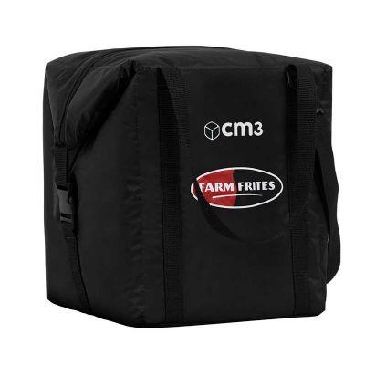 cm3 - Sacola térmica dobrável personalizada food