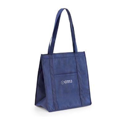 CM3 - Sacola térmica bonita e pratica para utilização diária. Ideal para transportar e manter a temperatura de alimentos. Esta sacola contribuirá na promoçã...