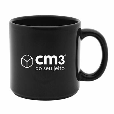CM3 Ind. e Com. Ltda. - Caneca de cer�mica.