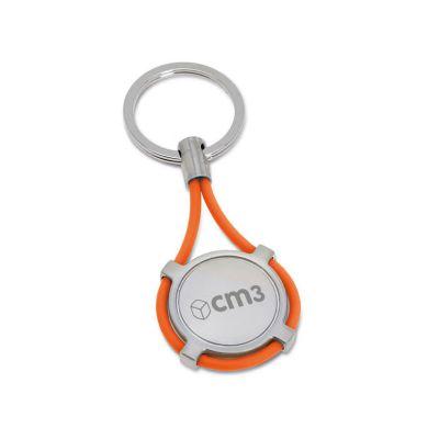 Chaveiro de metal personalizado para brindes - CM3