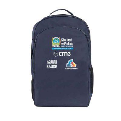 CM3 - Mochila Faculdade Letras Mochila personalizada para universidades, brindes, eventos, venda casada, promoções, incentivo a vendas, universidades e afin...