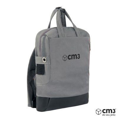 Pasta mochila personalizada. - CM3
