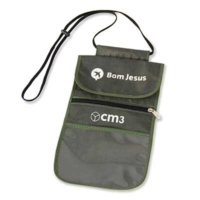 CM3 - Porta crachá ID.
