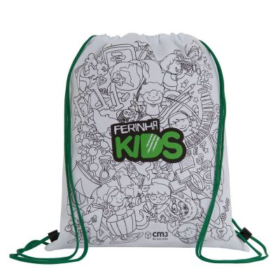 Saco mochila kids